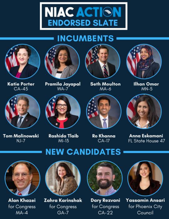 2020 Endorsements Announced